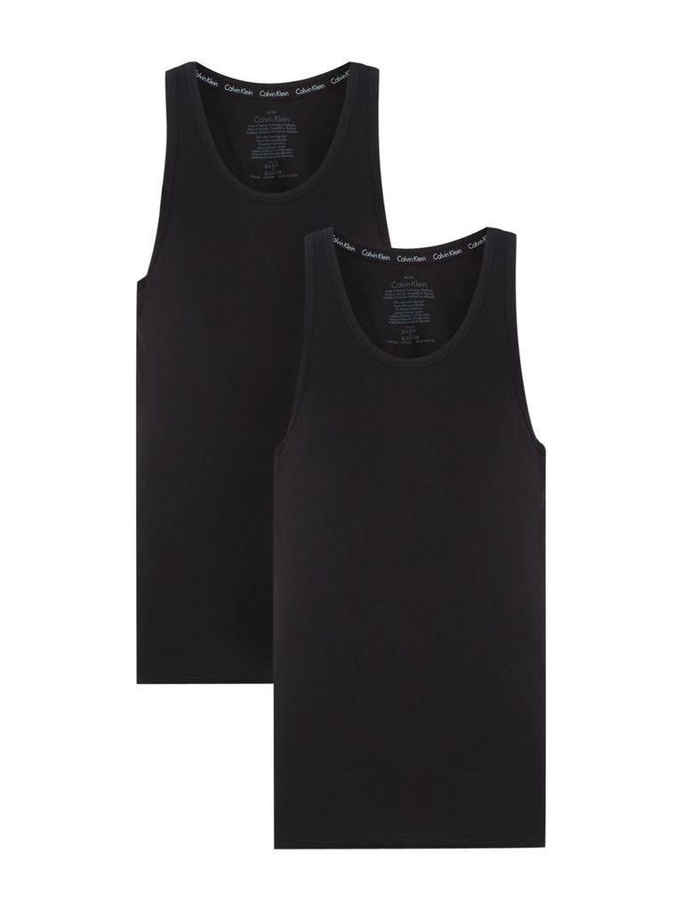 Men's Calvin Klein ID Vest, Black