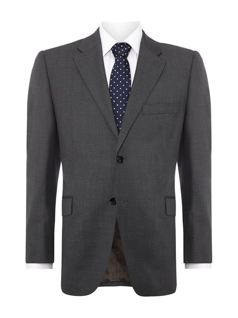 Men's Howick Tailored Fallon notch lapel nested suit, Grey