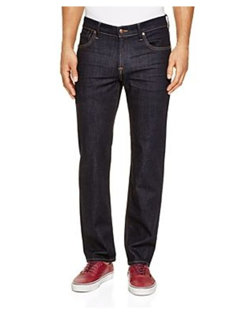 7 For All Mankind Foolproof Denim Slimmy Slim Fit Jeans in Classic Indigo