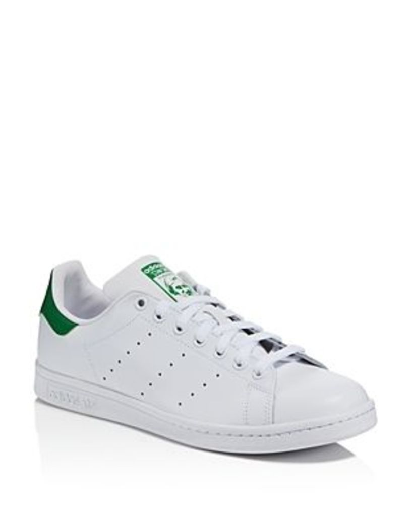 Adidas Men's Stan Smith Lace Up Low Top Sneakers