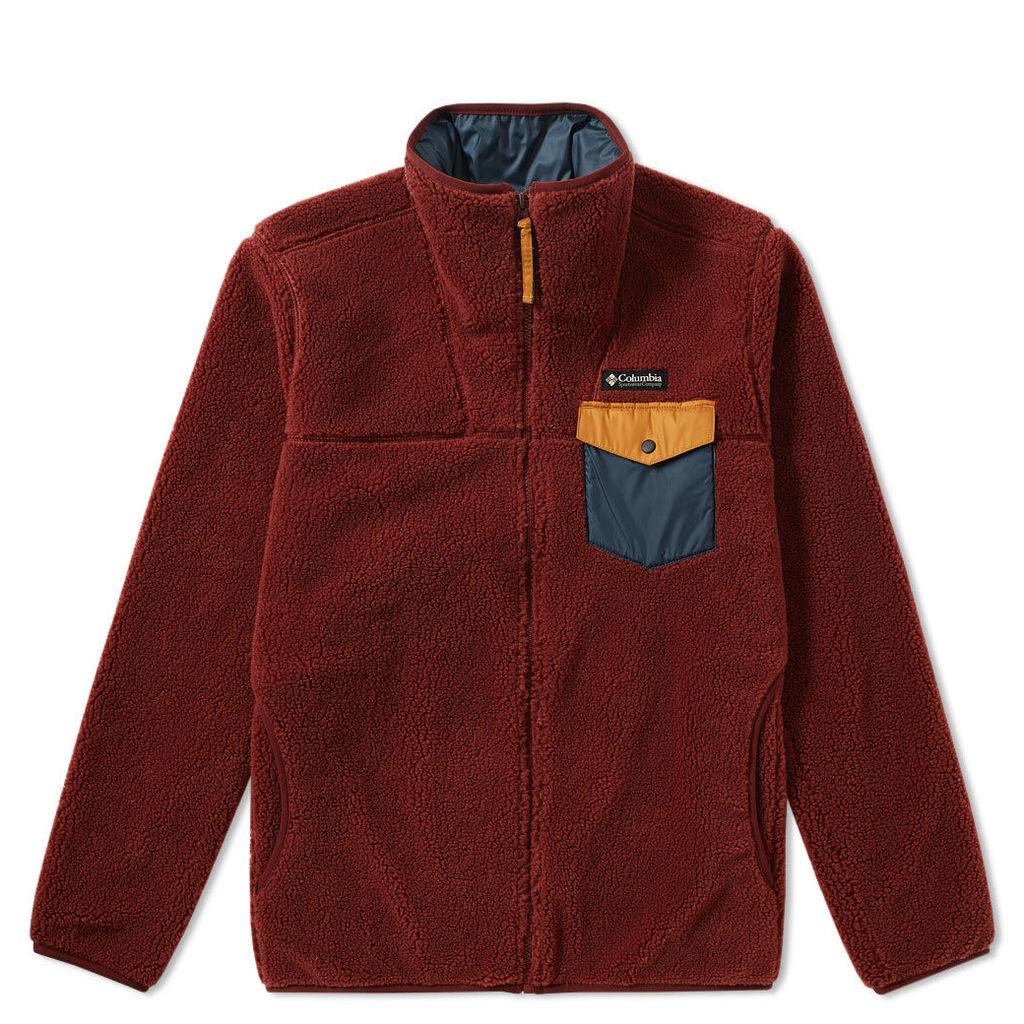 Columbia Mount Tabor Fleece Red