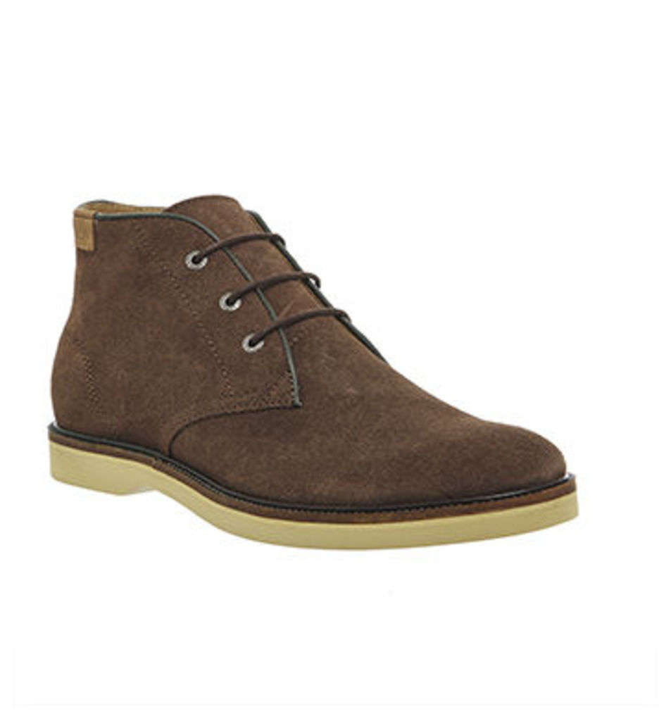 Lacoste Sherbrooke BROWN SUEDE,Brown
