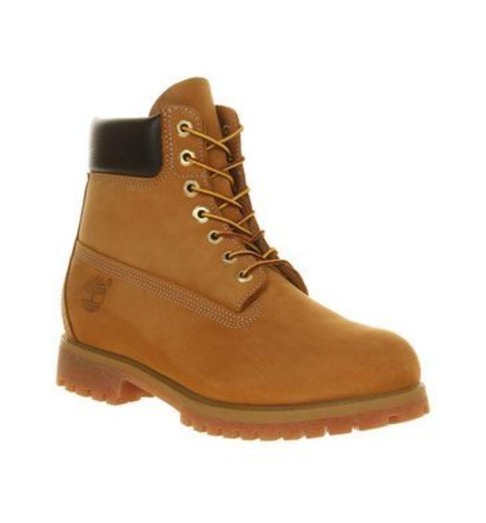 Timberland 6 In Buck boots WHEAT NUBUCK,Tan Brown,Black,Natural,Multi